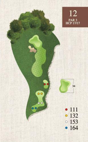 Hole 12